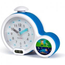 Claessens'Kids Réveil &amp indicateur de sommeil Kid'Sleep Bleu