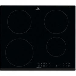 ELECTROLUX LIT6043 Plaque de cuisson induction - 4 zones - 7350 W - L 59 x P 52 cm - Revetement verre - Noir