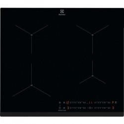 ELECTROLUX EIS62443 - Plaque de cuisson induction - 4 zones - 7200W - 59x52cm - Technologie SenseBoil - 4 boosters - Noir