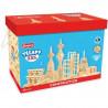 JEUJURA TECAP ? 3XL - 8324 - 500 planchettes en bois - jeu de construction