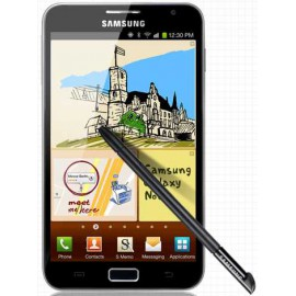 Samsung - Galaxy Note - BLUE CARBON