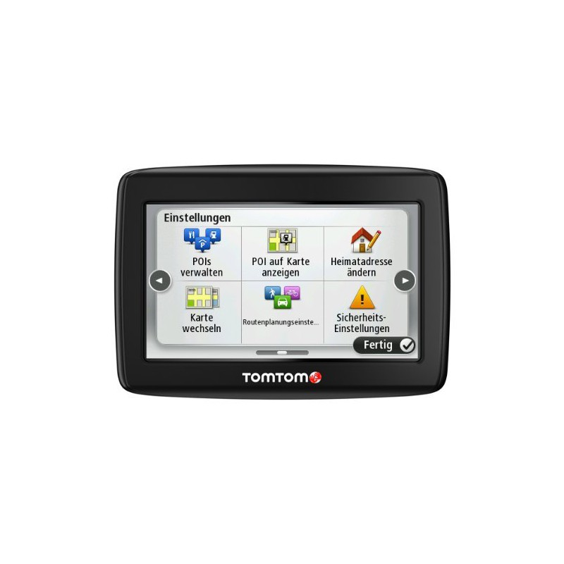 tomtom start 25m europe centrale gps noir. Black Bedroom Furniture Sets. Home Design Ideas